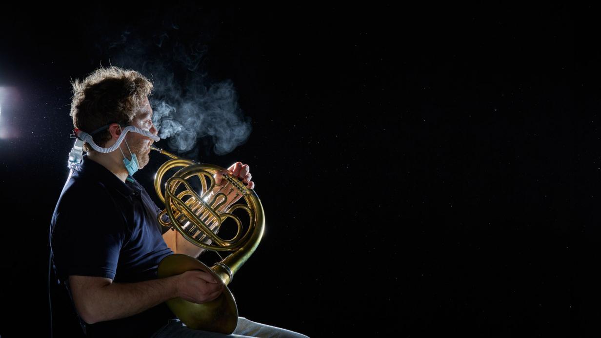 Filarmónica de Viena:  es prácticamente imposible contagiarse sobre el escenario