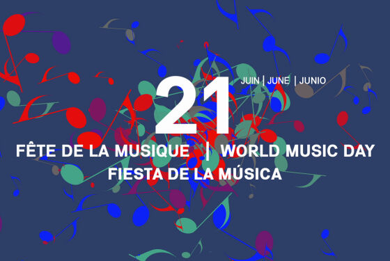 ¡Festejemos la música!