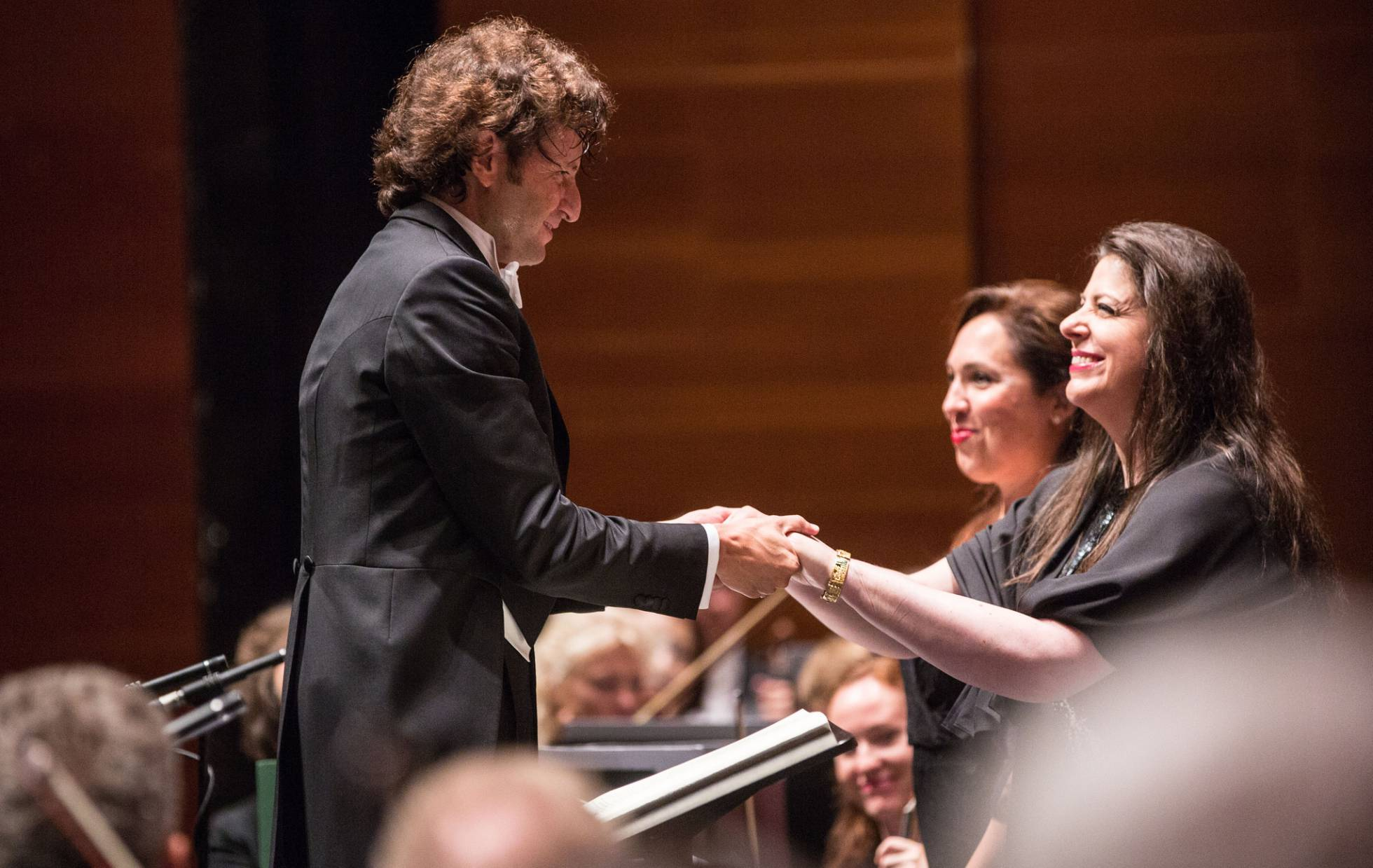 Gustavo Gimeno impacta en la Quincena con su abbadiano Réquiem de Verdi