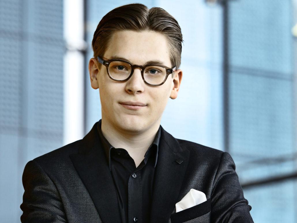 Klaus Mäkelä, nuevo director de la Orquesta de París