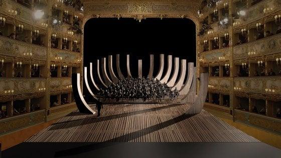 El Teatro La Fenice reabre sus puertas con Francesco Meli, Luca Salsi y Alex Esposito
