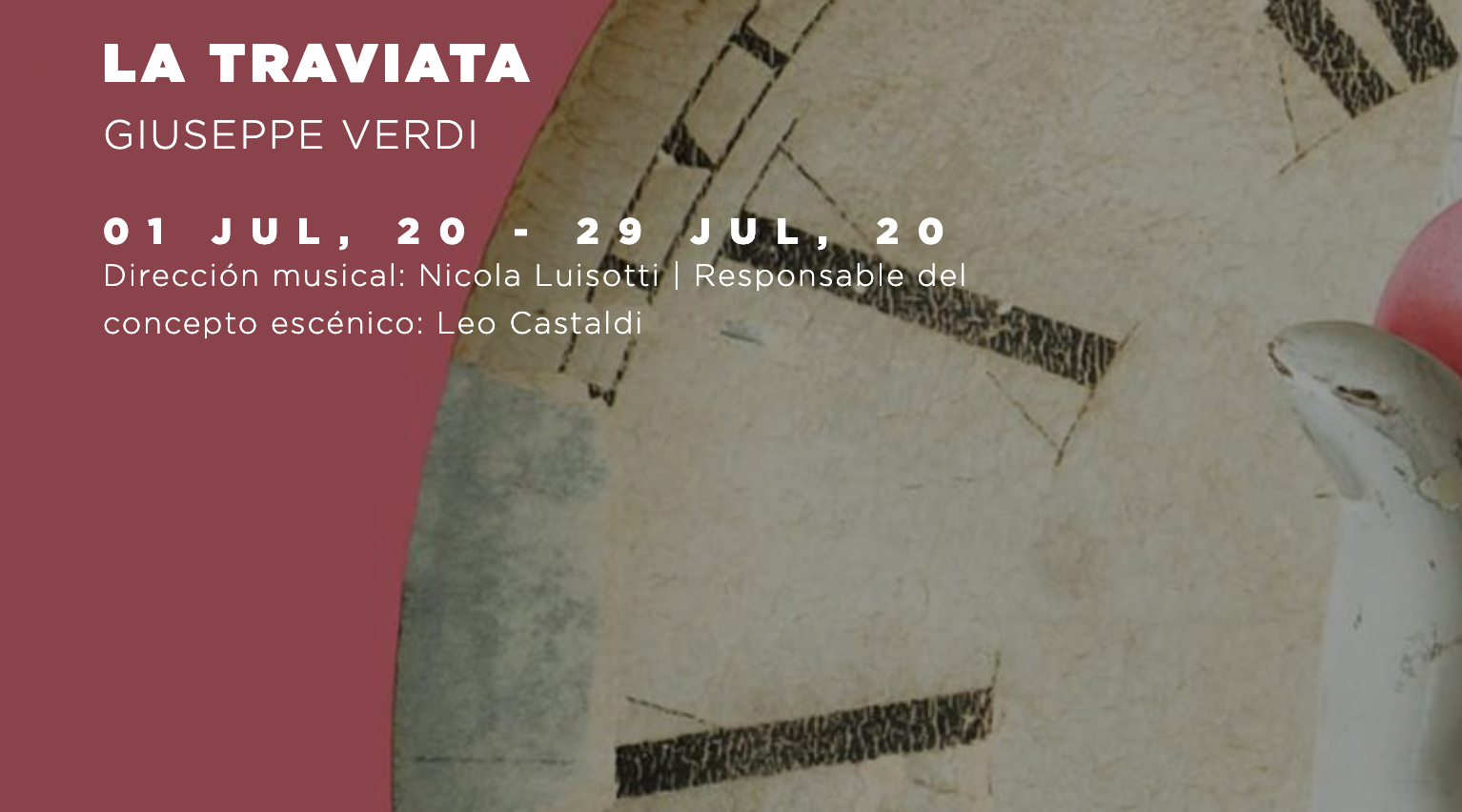 La ópera vuelve al Teatro Real con La Traviata