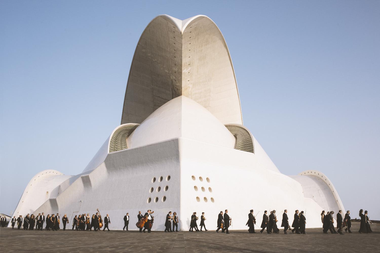 El Auditorio de Tenerife aumenta a 300 personas el aforo para el segundo concierto de la Sinfónica