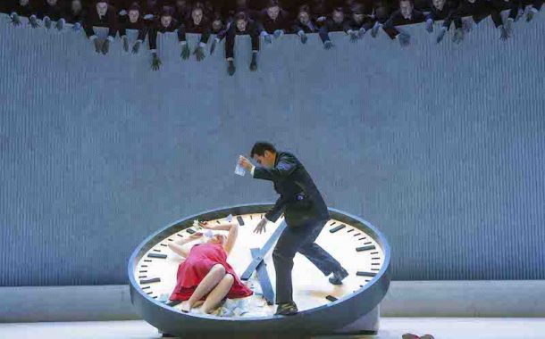 Traviata en el Real: ejemplo de por donde irán las cosas