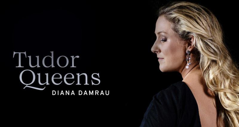 Diana Damrau dedica su próximo disco a las reinas de Tudor de Donizzeti