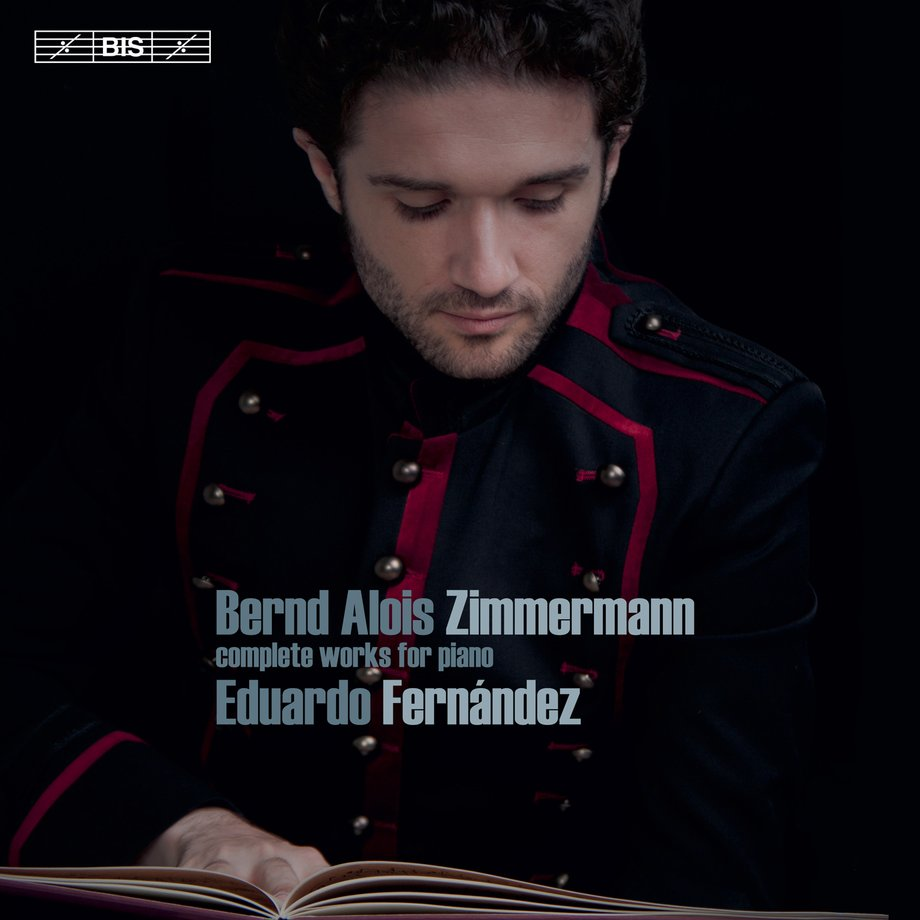 Reseña CD: Zimmermann: Obras para piano. Eduardo Fernández. BIS
