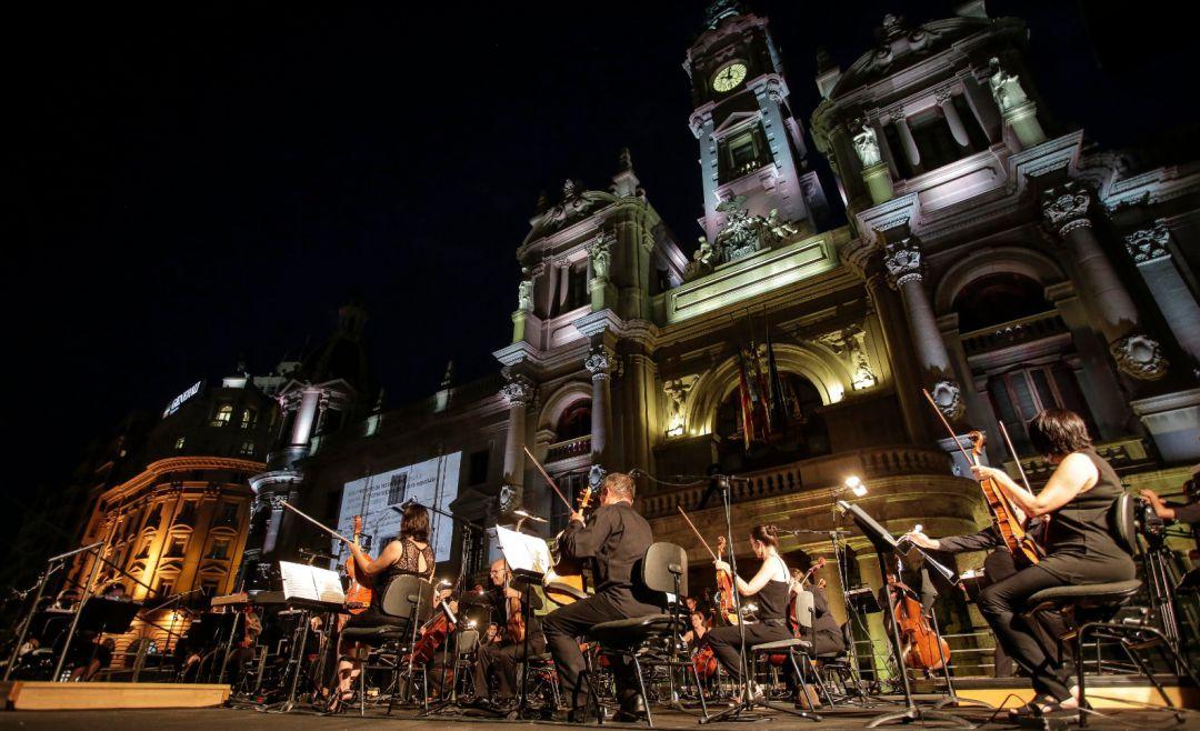 Concierto de cámara para abrir Bayreuth