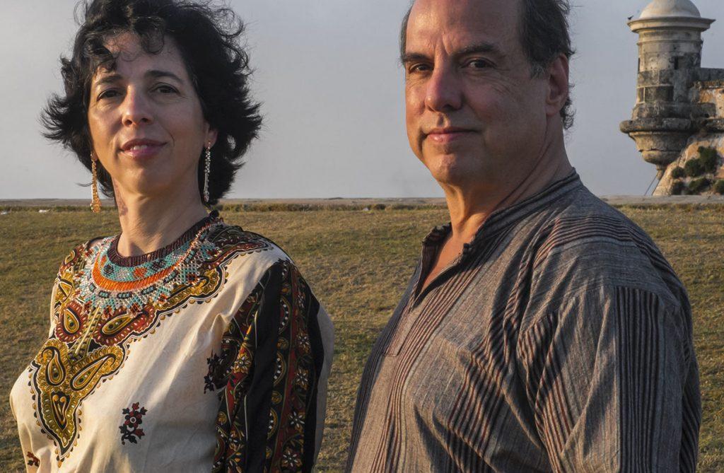 Ana María Ruimonte y Alan Lewine presenta su último trabajo Sephardic Treasures