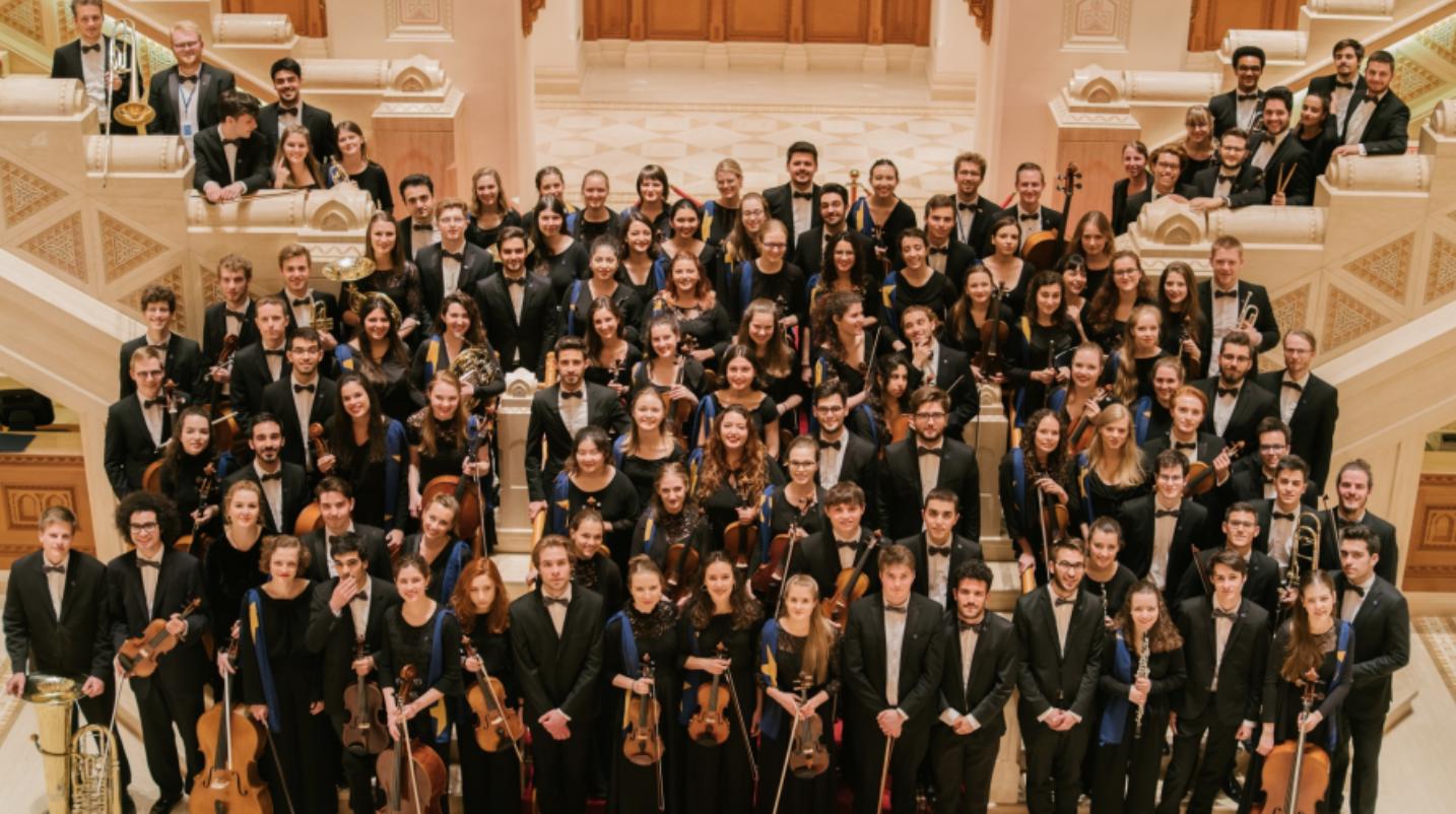 Pablo Heras-Casado dirigirá a la European Union Youth Orchestra en Málaga