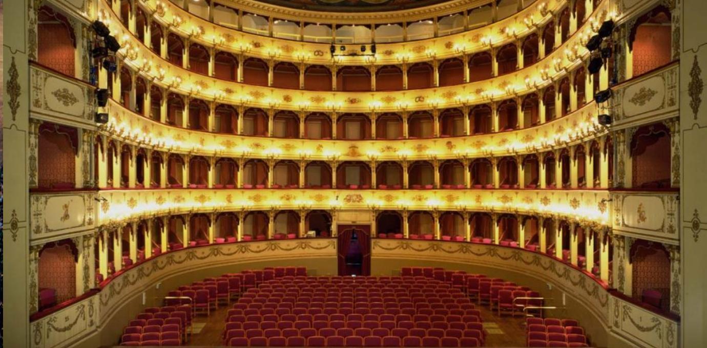 El Festival de Ópera Rossini se retransmitirá por completo por streaming
