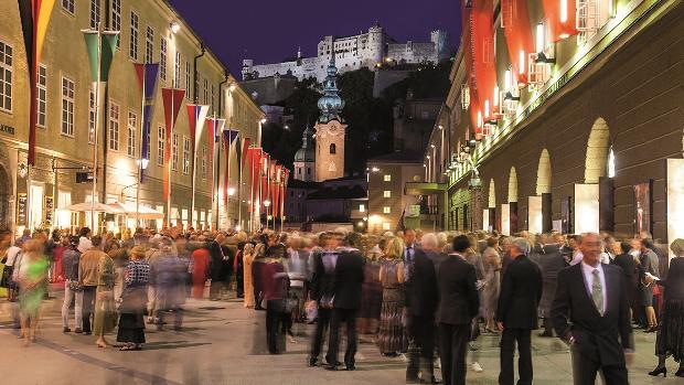 El streaming salva los festivales de verano internacionales. Hoy Salzburgo con