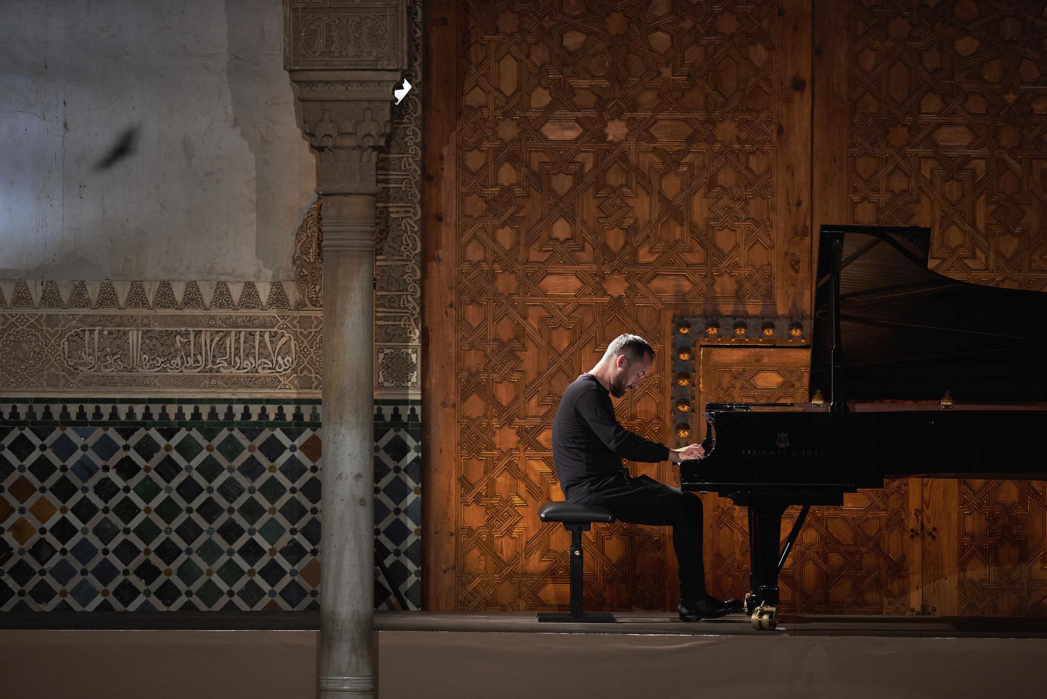 Crítica: Igor Levit en el Festival de Granada. El arte de la estilización