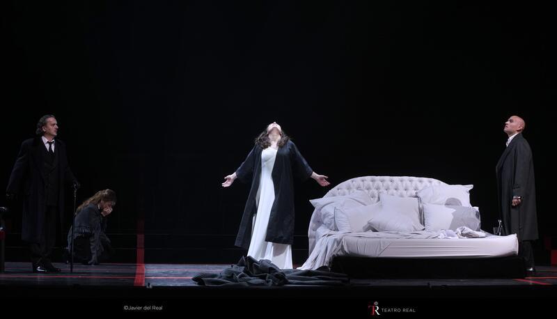 El Teatro Real emite en directo y por streaming La Traviata de forma gratuita en My Opera Player