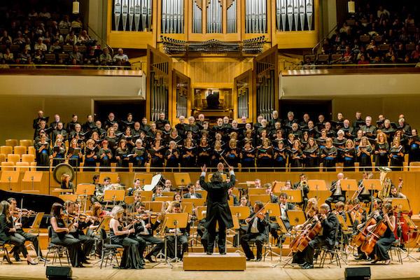 Temporada 20/21 de la Orquesta Sinfónica de la Radio de Berlín