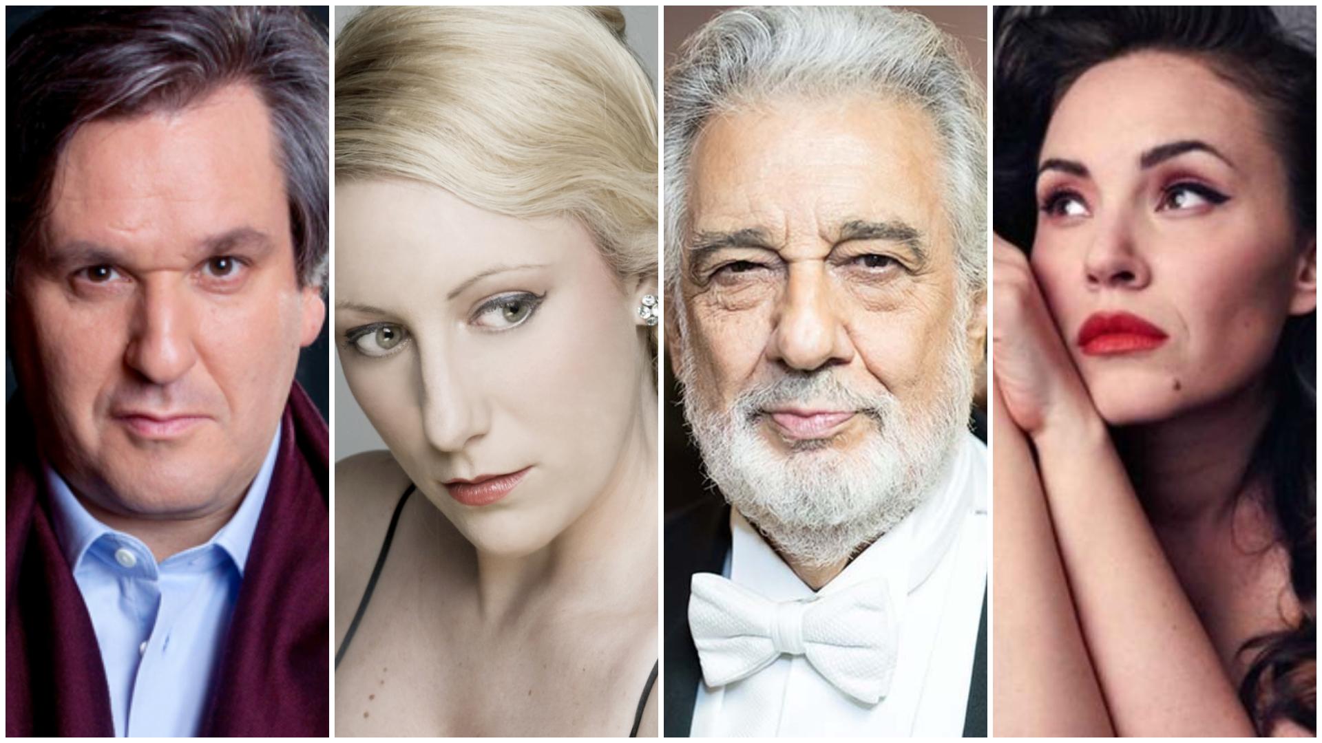 Plácido Domingo, Saioa Hernández, Sonya Yoncheva y Antonio Pappano lideran la programación de verano del Palacio Real de Caserta