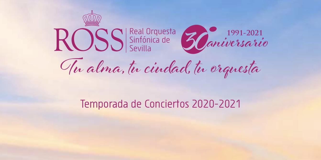 La Real Orquesta de Sevilla presenta la temporada de su 30º aniversario