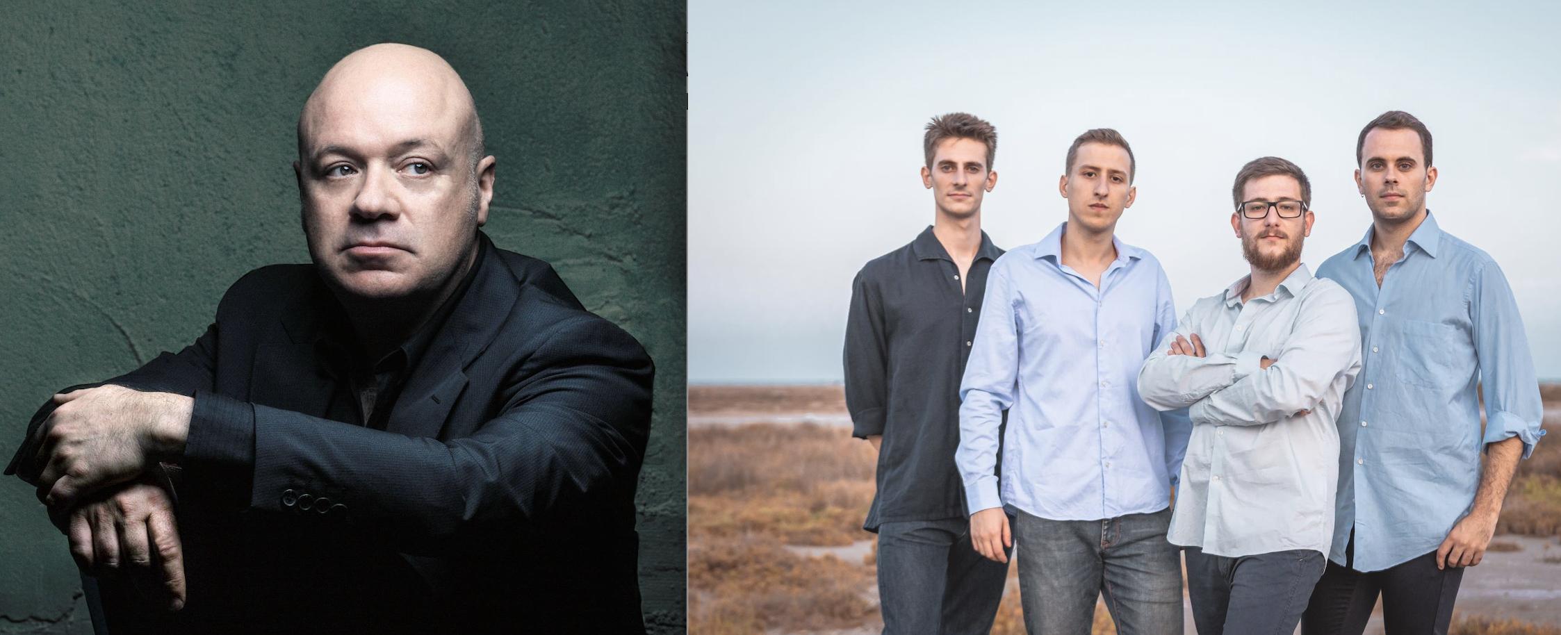 El Kebyart Ensemble y Albert Guinovart en el Festival Música de verano de Ciutadella