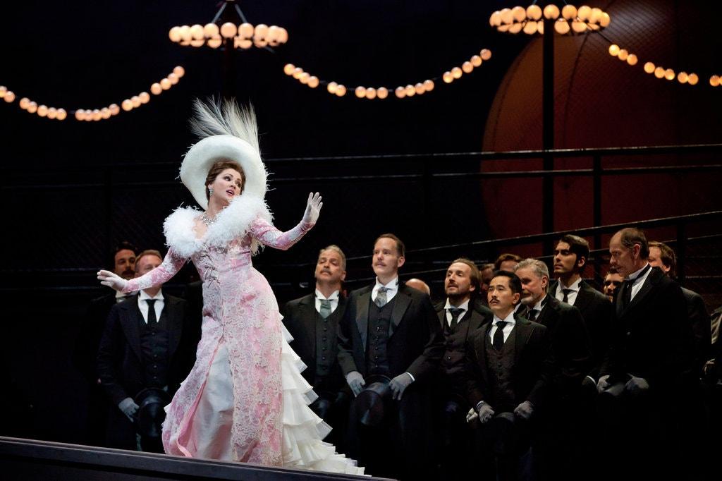Ópera en streaming desde el Met