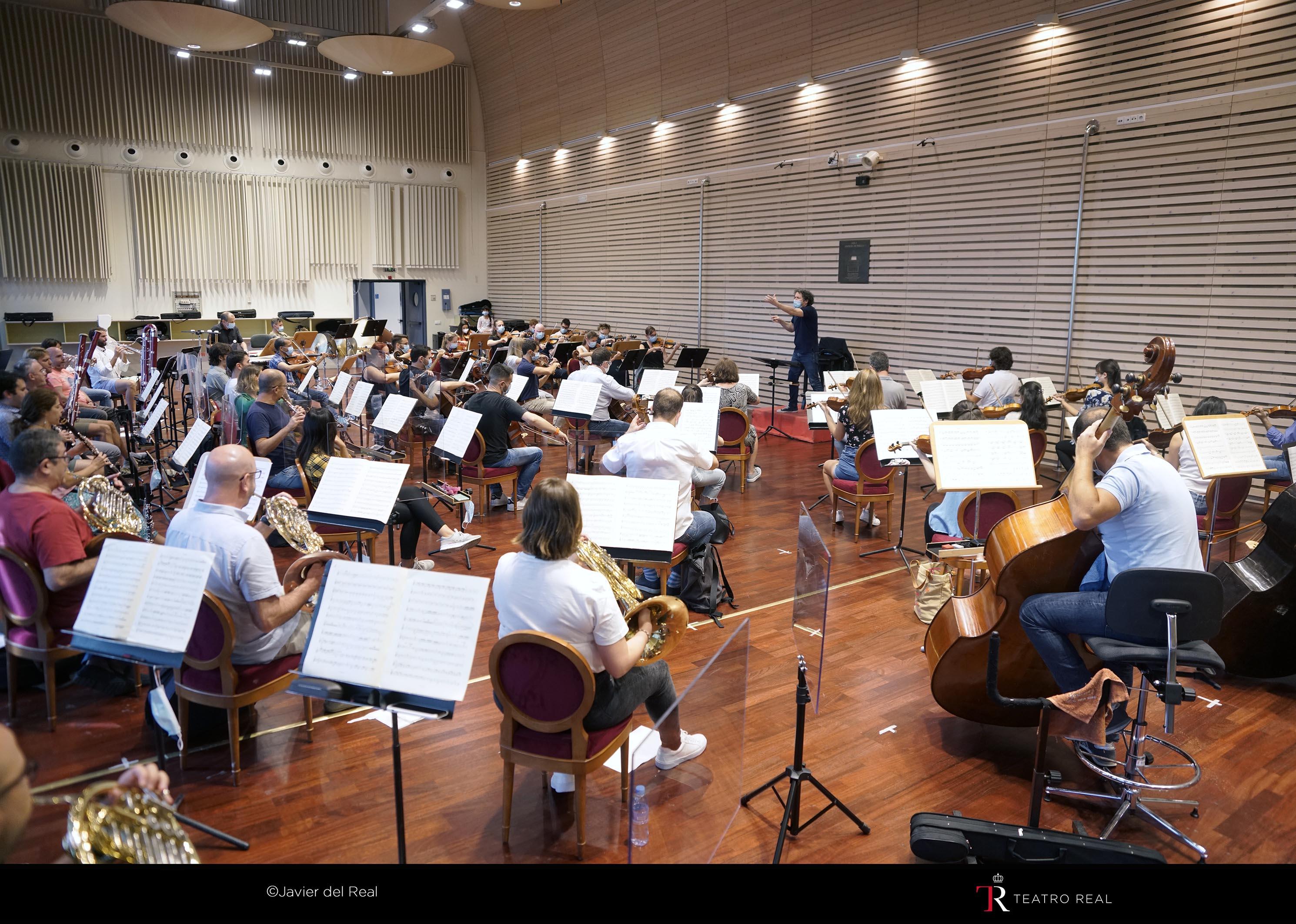 Gustavo Dudamel y la Orquesta Titular del Teatro Real celebran el año Beethoven con la Novena Sinfonía