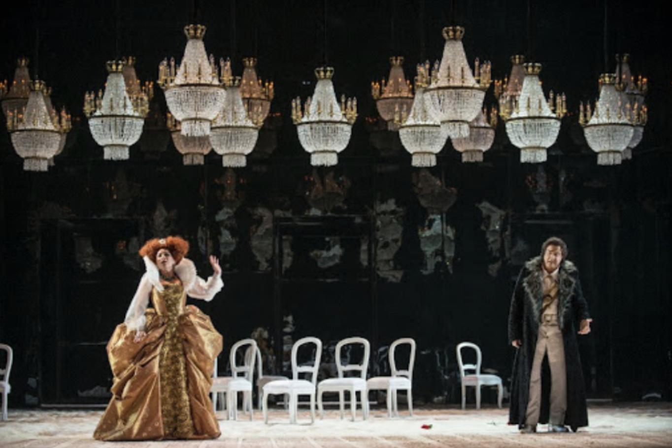 Comentarios previos: I Puritani en el Teatro Campoamor de Oviedo