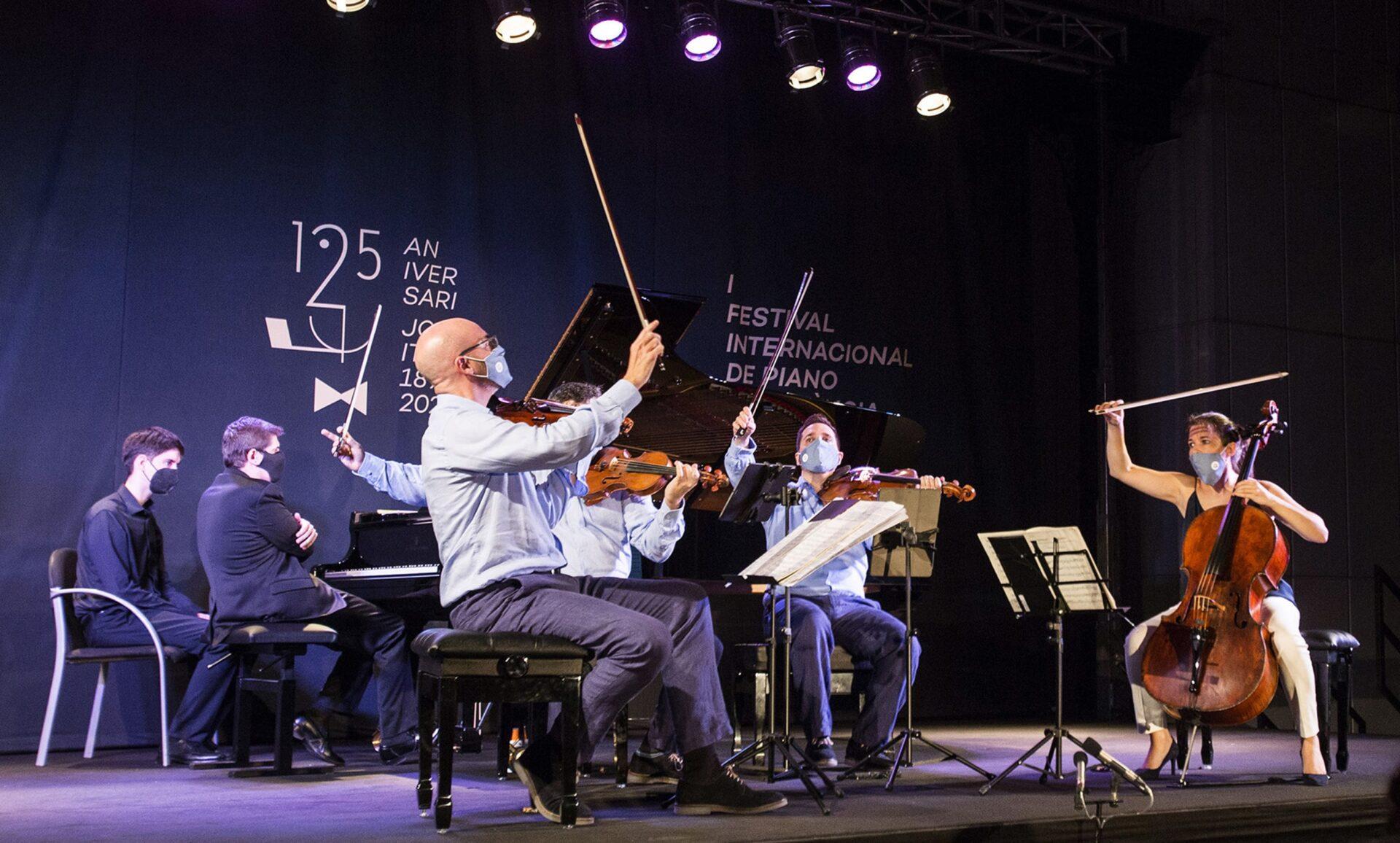 Crítica: Festival de Piano Iturbi. Sortilegios de la noche otoñal