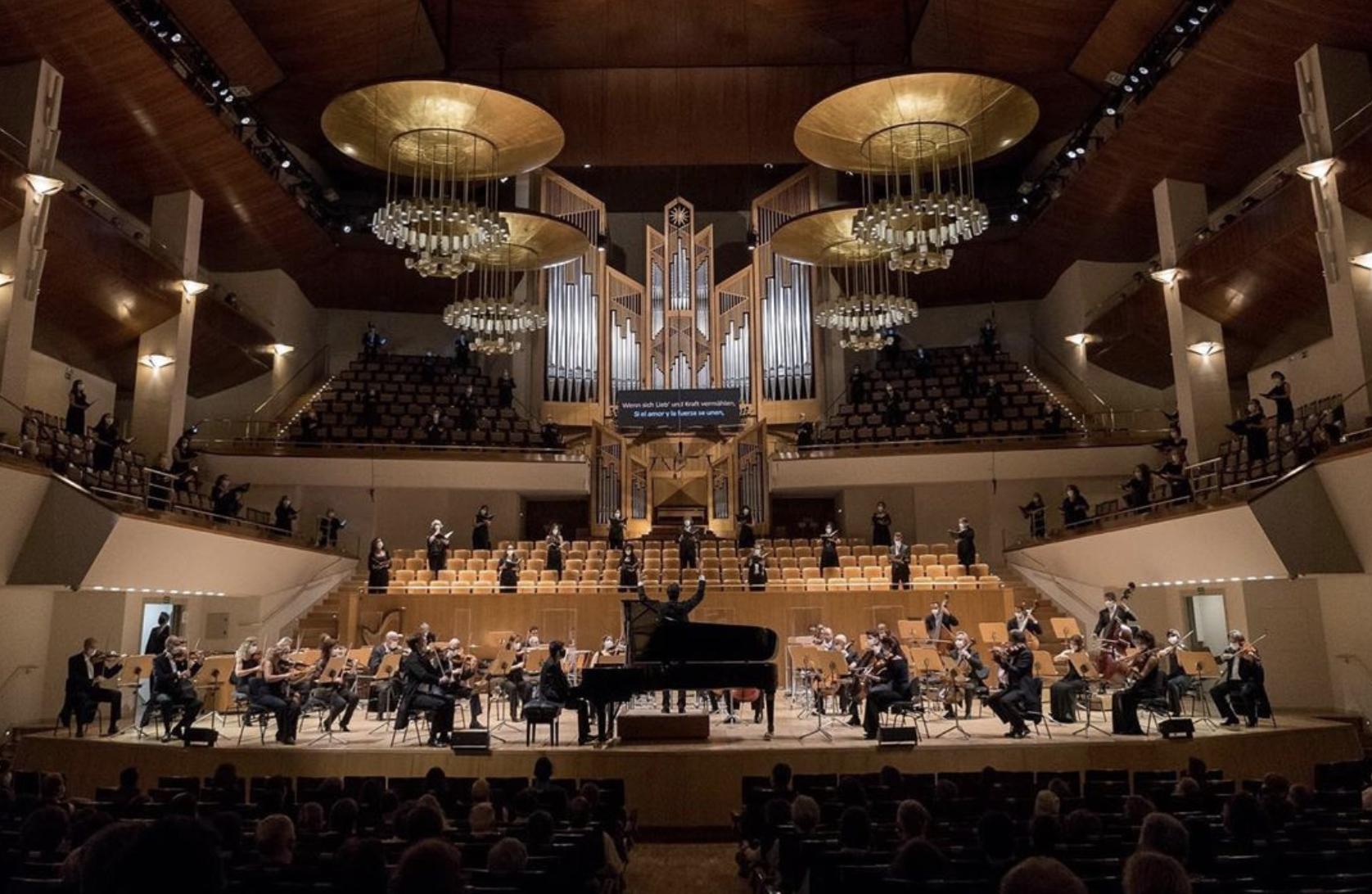 Pablo Heras-Casado celebra sus 25 años sobre los escenarios con un homenaje a Beethoven