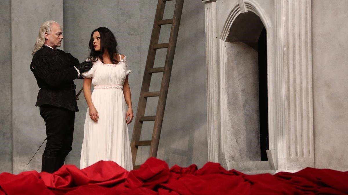 La Royal Opera House vende su Hockney por 12.8 millones de libras