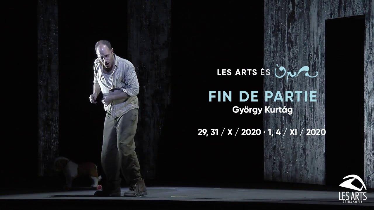 El Palau de Les Arts estrena en España Fin de partie de Kurtág