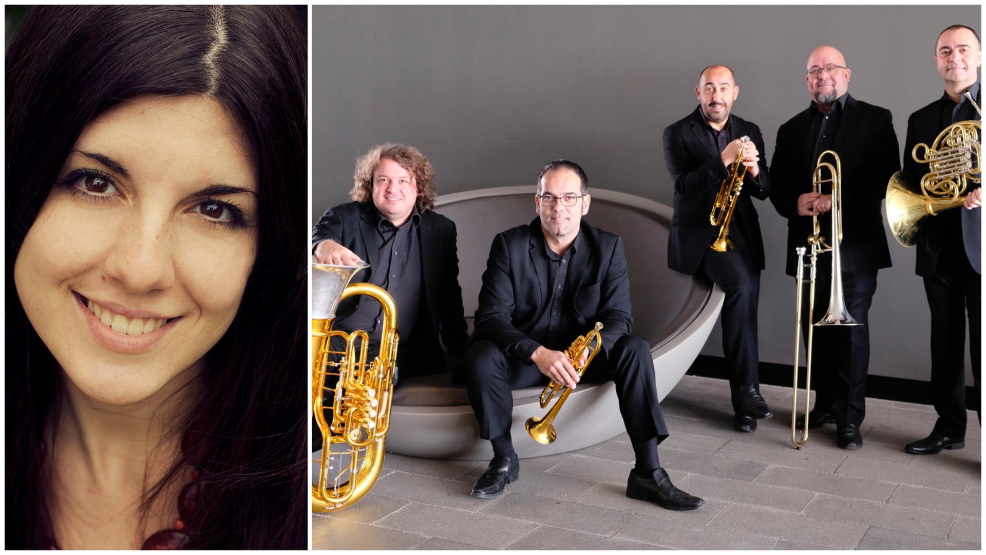 Spanish Brass y Raquel García Tomás, Premios Nacionales de Música 2020