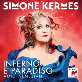 Reseña cd: Simone Kermes: Inferno e paradiso. Sonny