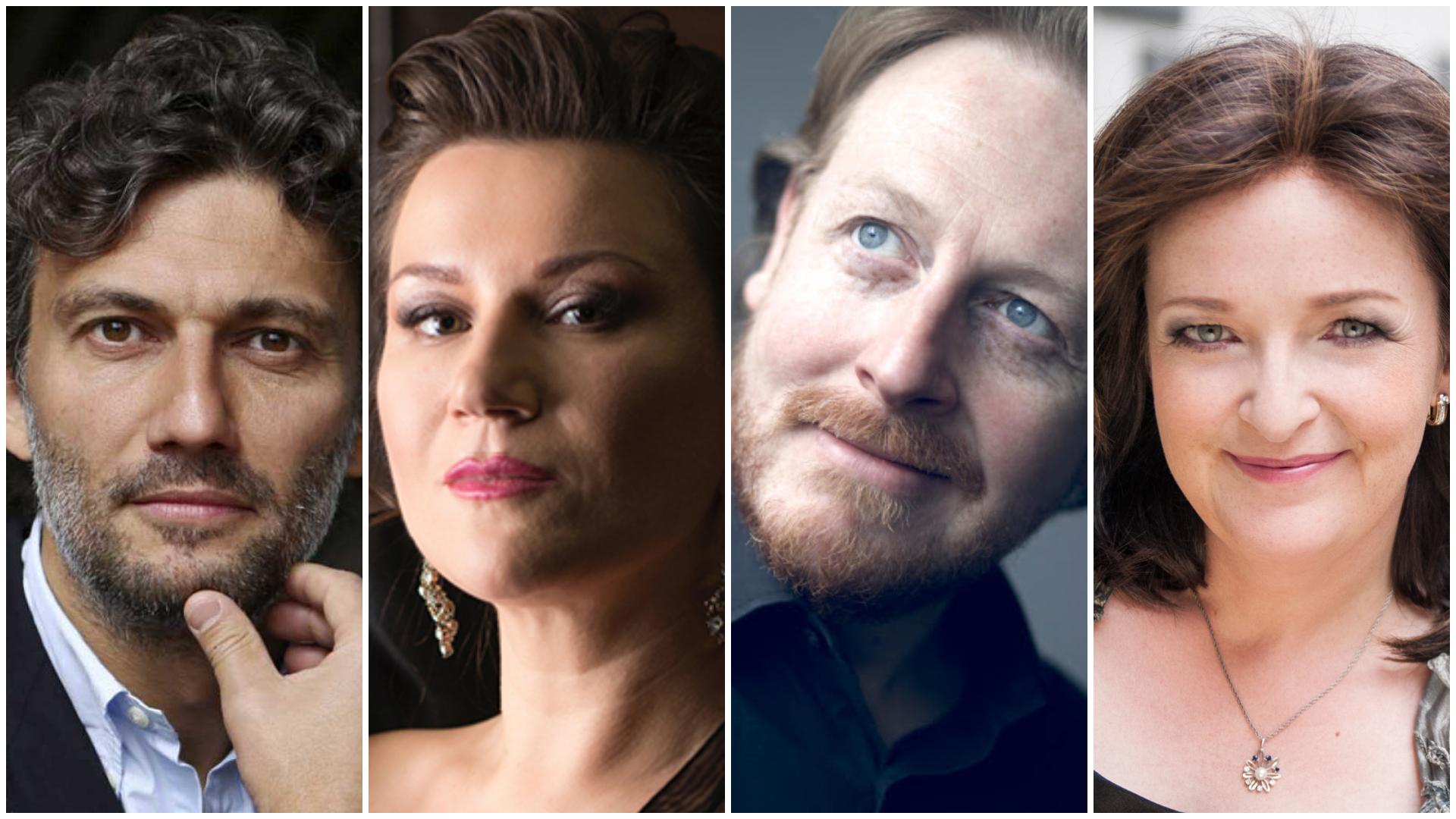 Jonas Kaufmann, Ekaterina Gubanova, Iain Paterson y Ricarda Merbeth encabezan el Anillo en concierto de la Ópera de París