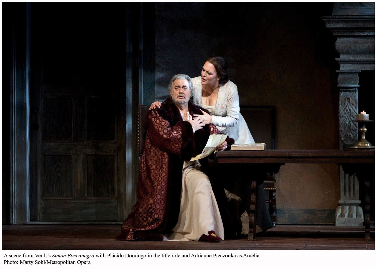 Ópera en streaming: Semana del 26 de octubre al 1 de noviembre