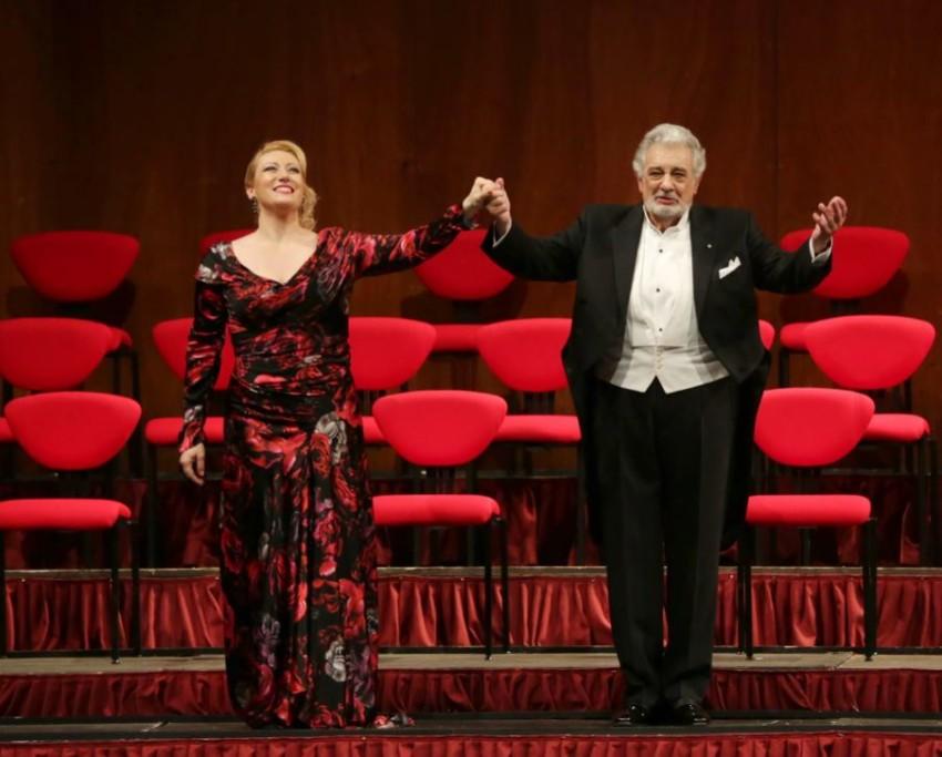 Saioa Hernández y Plácido Domingo: orto y ocaso de dos grandes estrellas madrileñas de la ópera