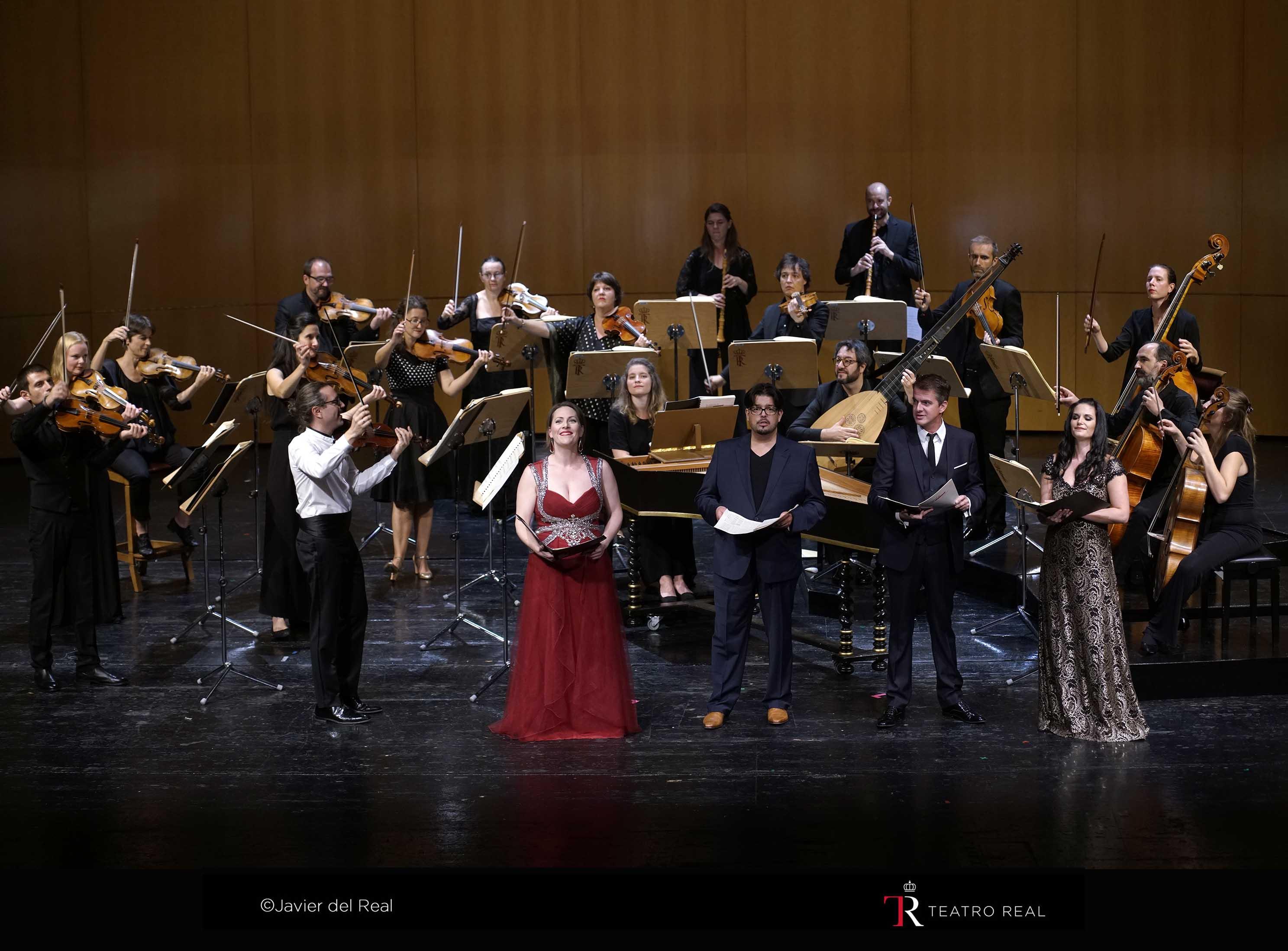 La Ritirata, La Spagna y Carlos Mena en la programación de otoño del Festival Internacional de Arte Sacro de Madrid