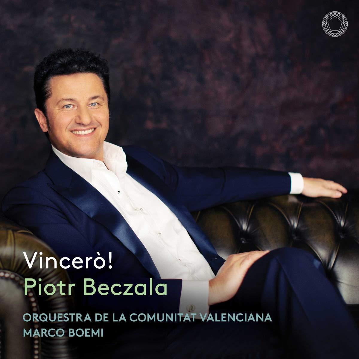 Reseña cd: Vinceró. Arias veristas. Piotr Beczala