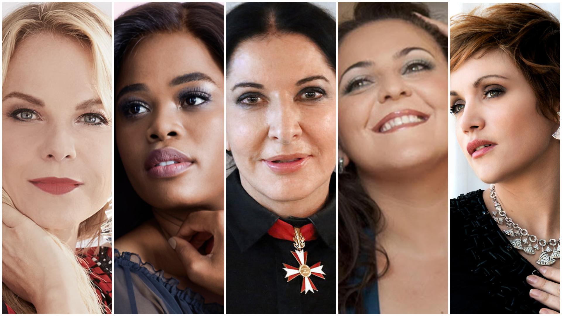Elina Garanča y Pretty Yende debutan en Nápoles con Las 7 muertes de Maria Callas