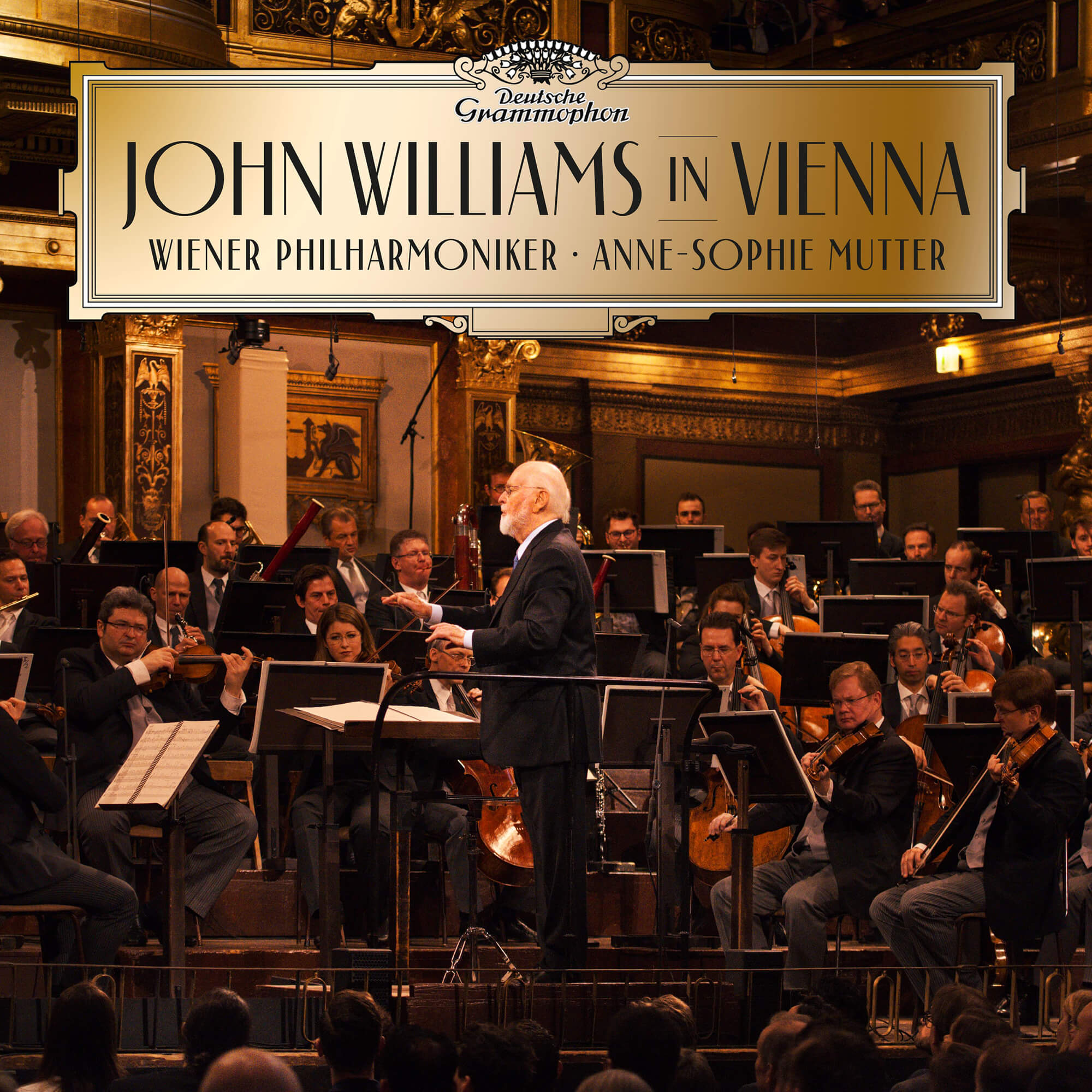 Reseña cd: John Williams Films. A.S. Mutter. Filarmonica Viena