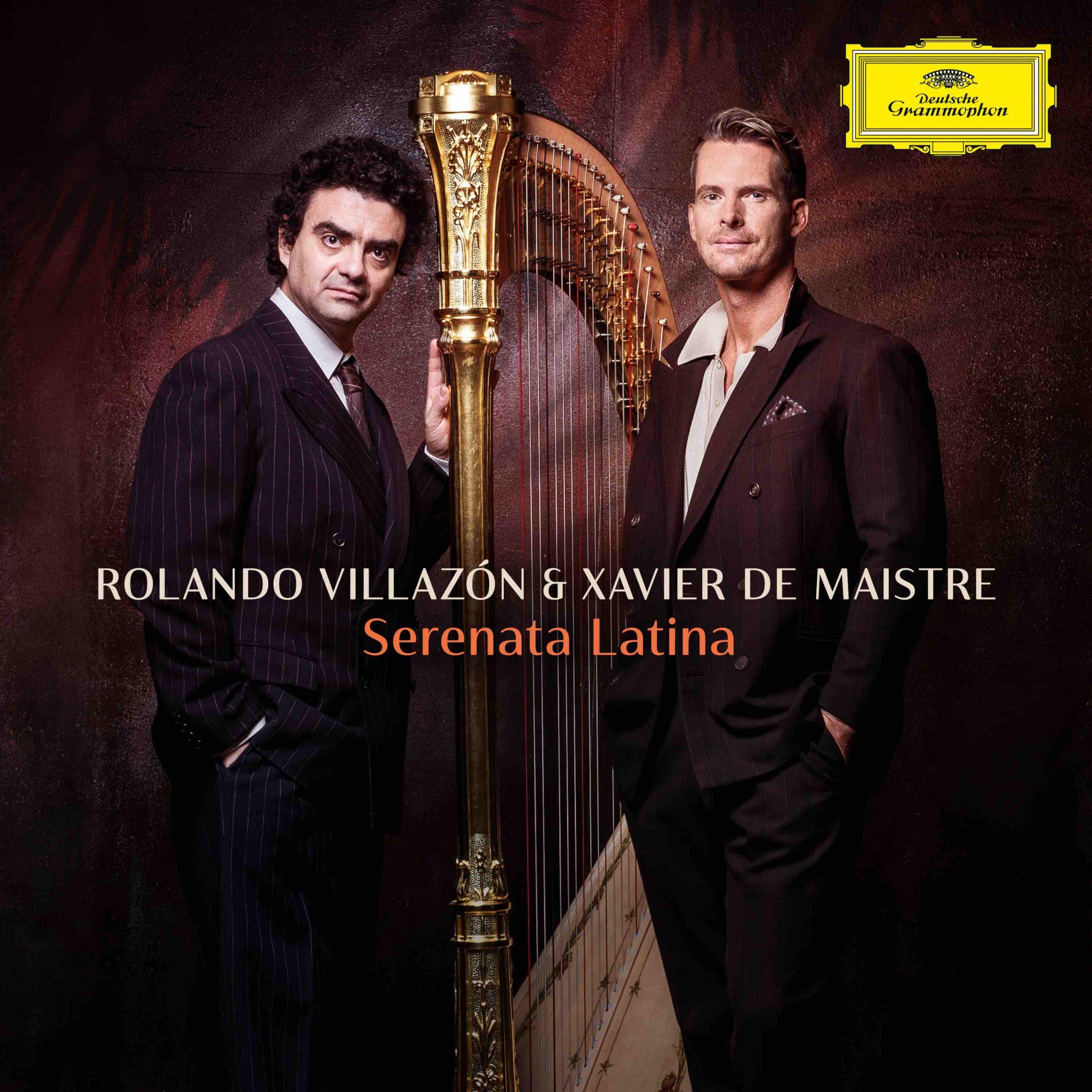 Reseña CD: Serenata latina: Villazón, De Maistre. DGG