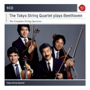 Beethoven - Tokyo String Quartet