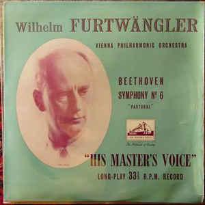Beethoven. Sinfonía 6. Furtwängler