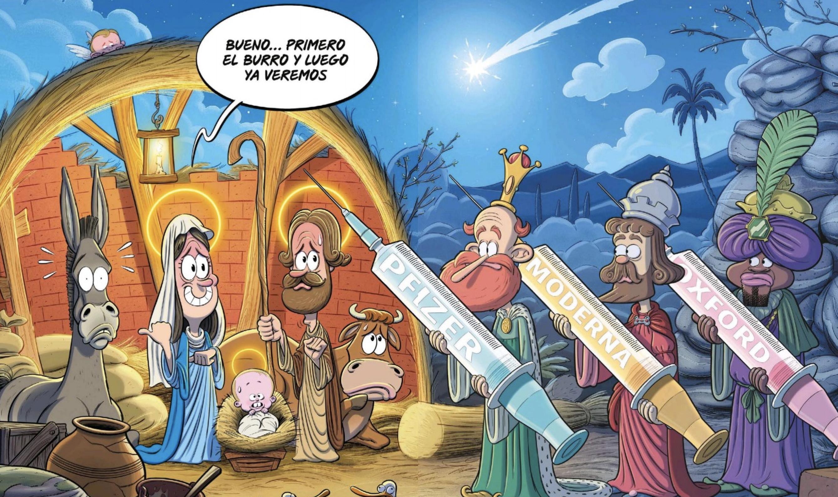 Nuestros mejores deseos para la Navidad 2020