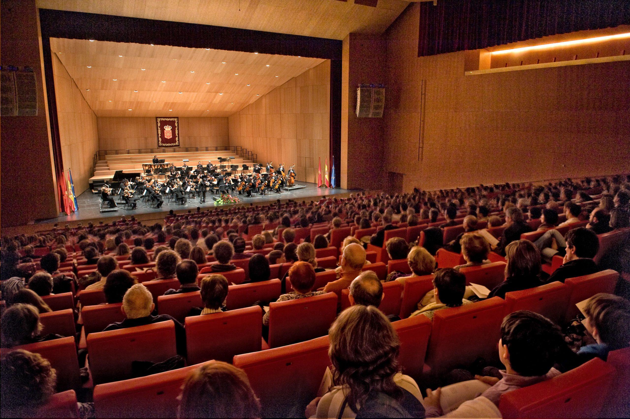 Conciertos de nuevo con público en Navarra y Sevilla
