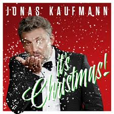 Reseña cd: Jonas Kaufmann: It's Christmas