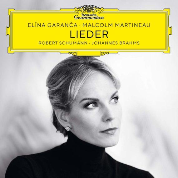 Reseña cd: Garança, Lieder Schumann y Brahms
