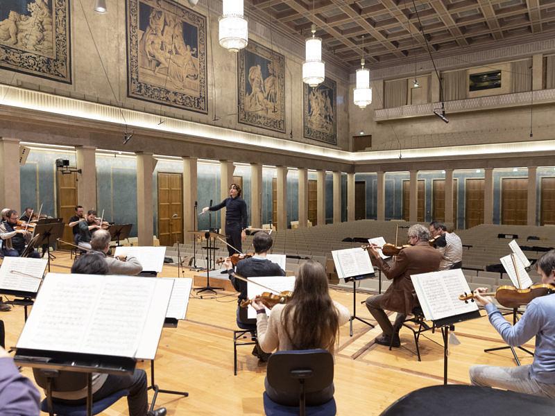 Crítica: Gustavo Gimeno con la Sinfónica de la Radio de Baviera. Debut sin público