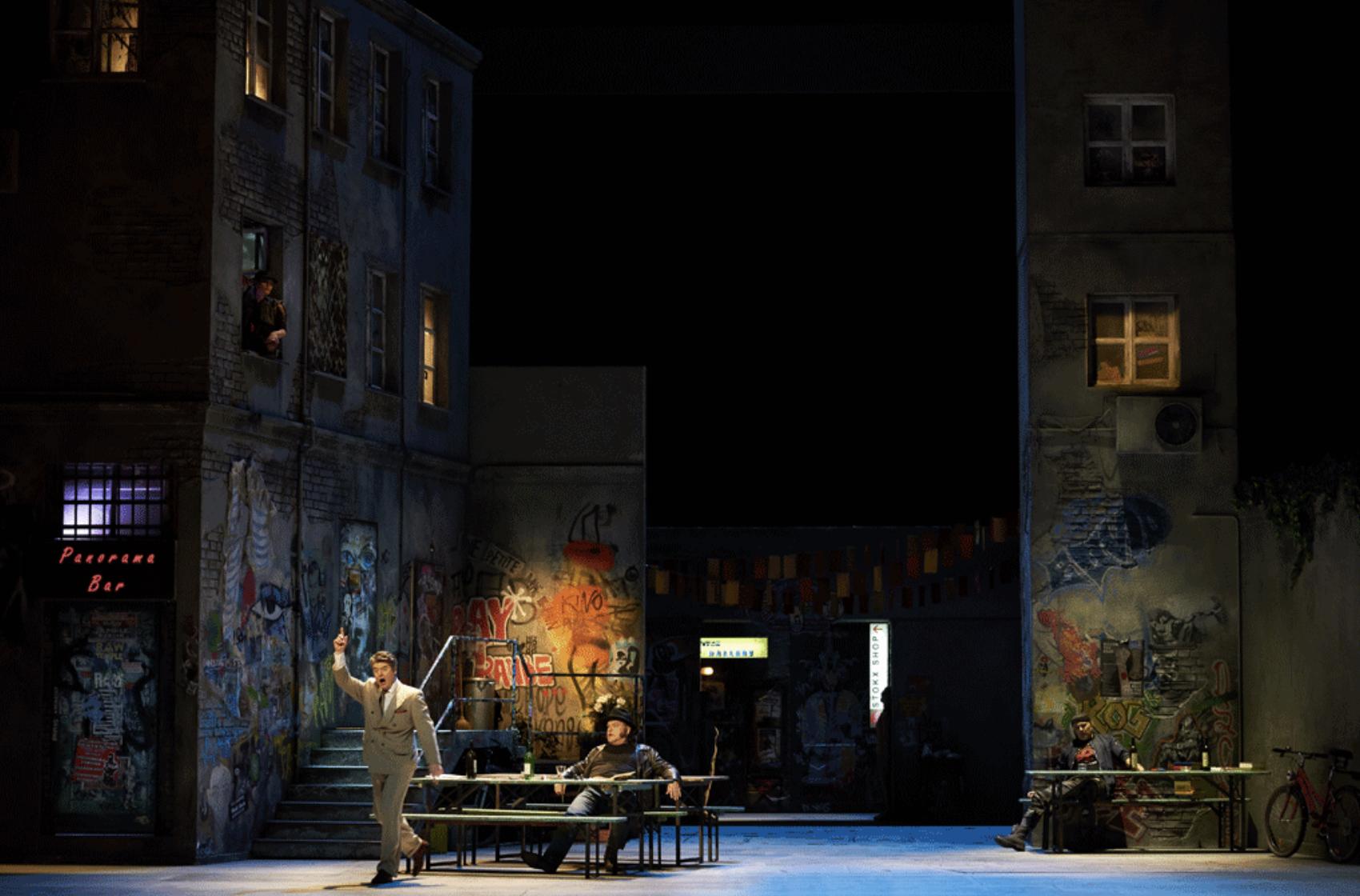 Comentarios previos: Falstaff en el Palau de Les Arts