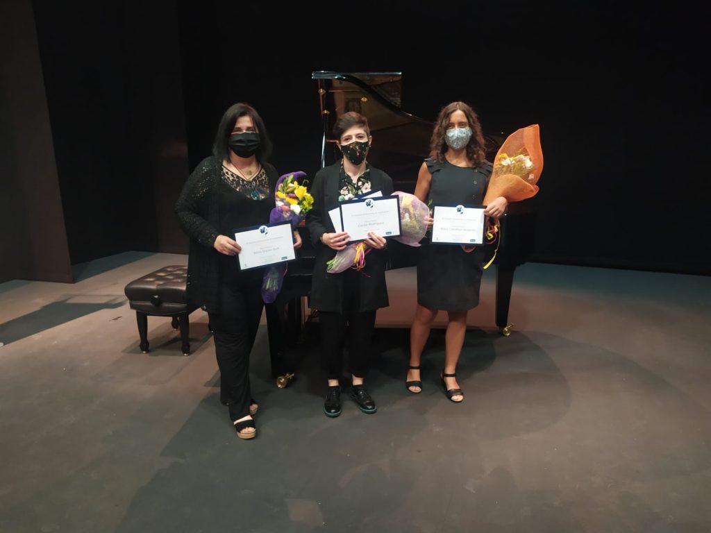 IV Concurso Internacional de Composición 'María de Pablos'