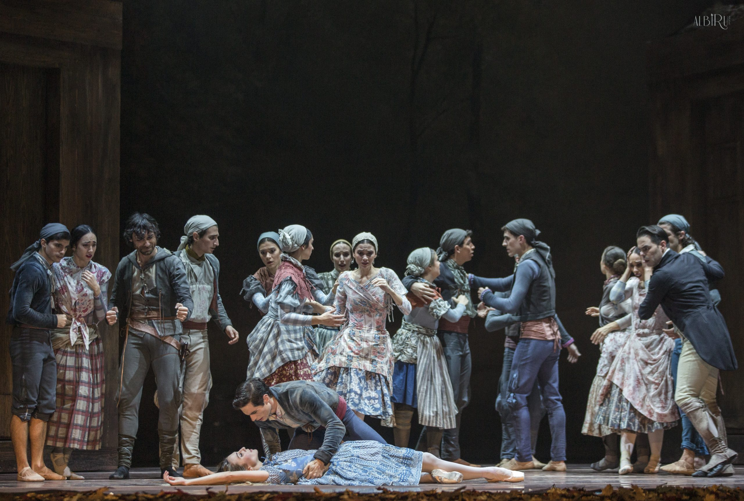 El Teatro de la Maestranza da la bienvenida al 2021 con la Giselle de la Compañía Nacional de Danza