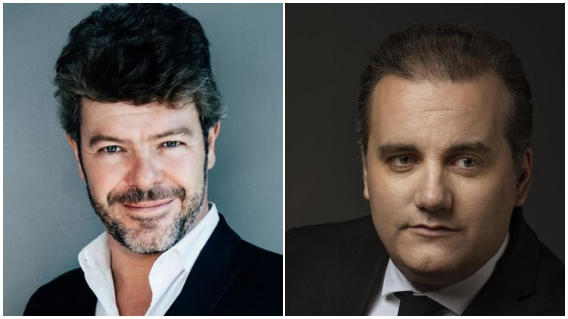 Pablo Heras-Casado y Josu de Solaun reciben el Premio ICMA 2021