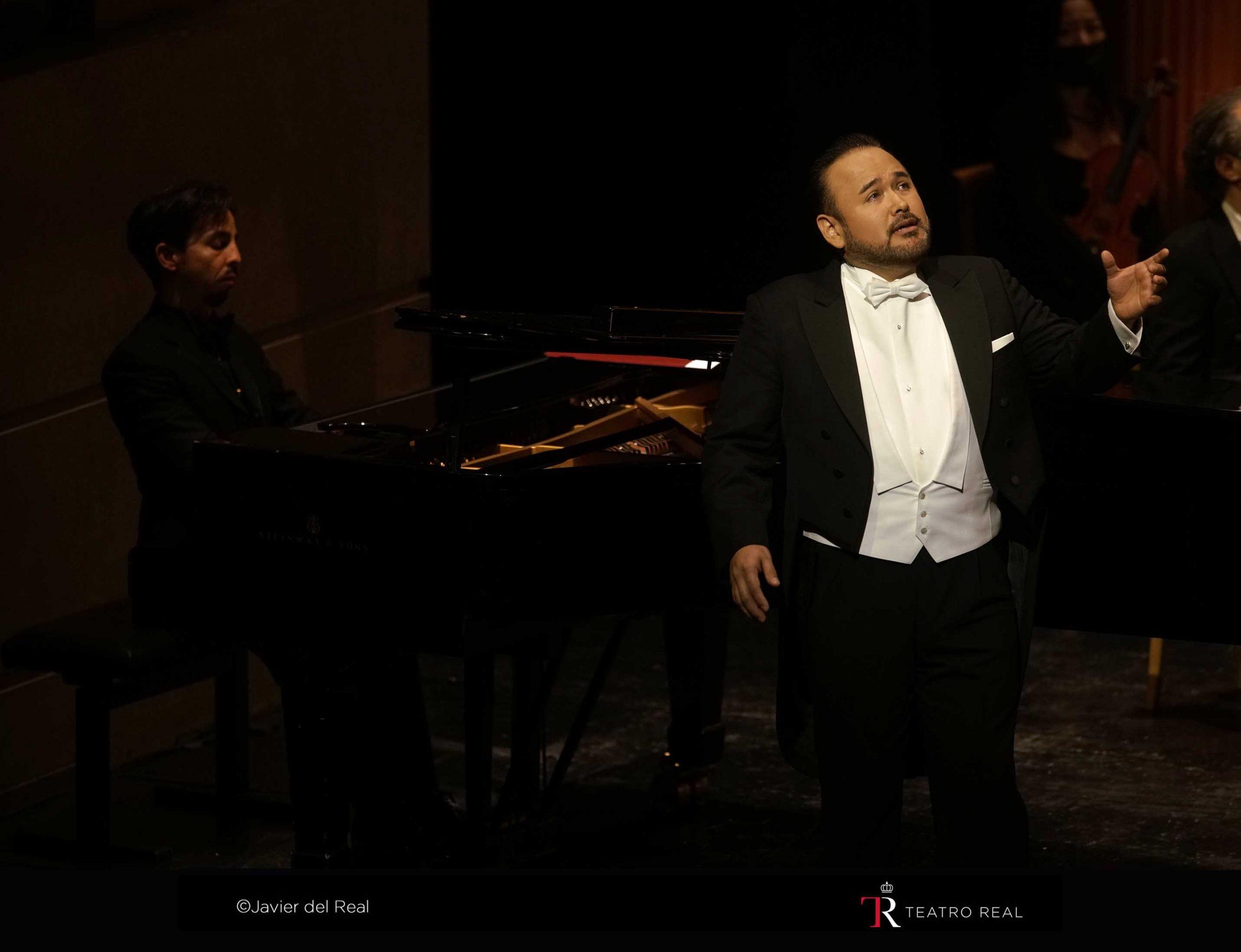 Crítica. Javier Camarena en el Teatro Real. Belcanto emocionado